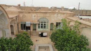 خانه تاریخی الماسی کاشان