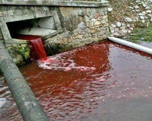 شیرابههای صنعی آلاینده محیط زیست