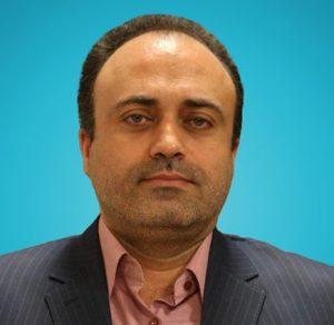 محمد مسعود چایچی مدیرعامل سازمان آتشنشانی و خدمات ایمنی کاشان