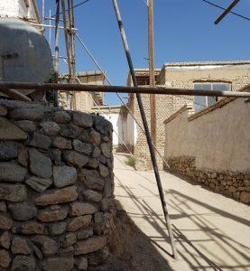 مرمت و بدنهسازی بافت تاریخی نیاسر