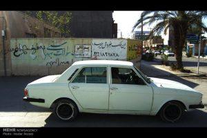 بیسامانی تبلیغات شهری در آران و بیدگل