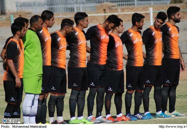 تیم فوتبال ذوالفقار کاشان