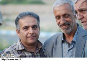 حسن فتاحی رئیس هیئت والیبال کاشان