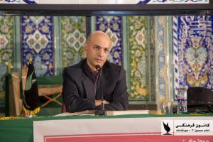 دکتر حسن محدثی در برنامه تعزیت آفتاب مسجد میرنشان کاشان ۱ آبانماه ۹۷