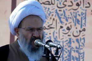 عبدالنبی نمازی نماینده ولیفقیه و امام جمعه کاشان