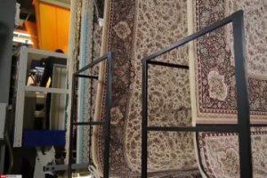 کارخانه تولید فرش ماشینی کاشان