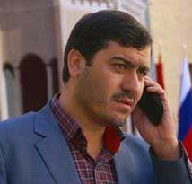 میثم نمکی رئیس اداره فرهنگ و ارشاد اسلامی کاشان