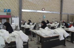 نخستین تولیدکننده فیلتر ایرانی در کویر آران و بیدگل