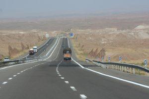 آزادراه اصفهان - کاشان - قم