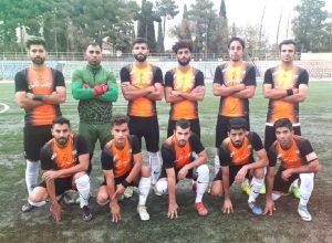 تیم فوتبال ذوالفقار کاشان حاضر در لیگ دسته سوم فوتبال کشور