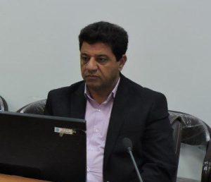خالدی محمدرضا معاون خدمات شهری شهرداری کاشا