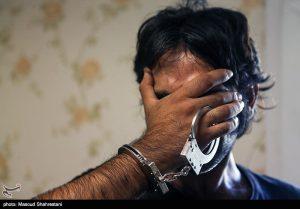 دستگیری سارقان در طرح آرامش ۷