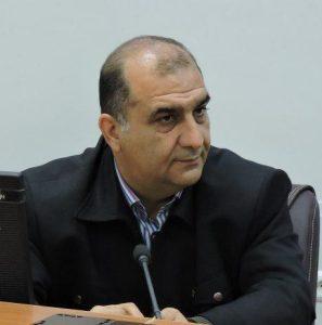 علیرضا کلاته رئیس راهآهن کاشان