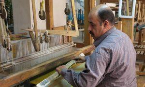محمد بینوا مسئول حوزه صنایع دستی میراث فرهنگی کاشان