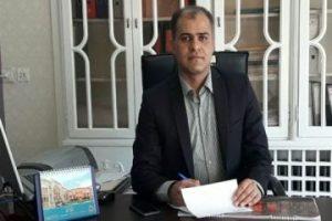 ابوالفضل ساروقیان مدیر منطقه ۴ شهرداری کاشان