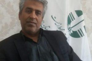 حسین خادمی رئیس اداره حفاظت محیط زیست کاشان