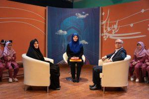 برنامه تلوزیونی راه بیپایان با موضوع خیرین مدرسهساز کاشان