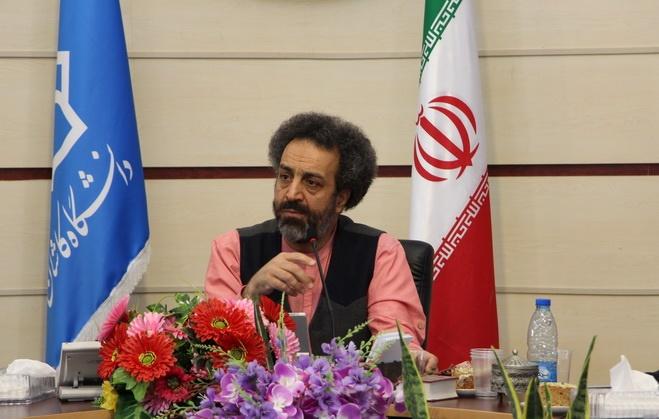 محسن رنانی در دانشگاه کاشان نشست چشم انداز آینده توسعه ایران و جهان
