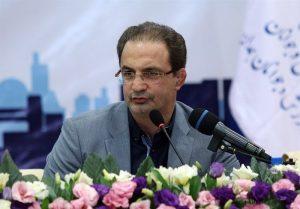 امیررضا خادم معاون وزیر ورزش و جوانان
