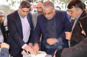جشنواره غذاهای بومی و محلی با حضور فرماندار کاشان در جوشقان