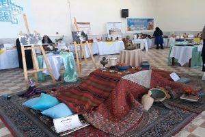 نمایشگاه توانمندیهای زنان روستایی کاشان