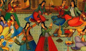 تابلویی از جشنهای ایرانی