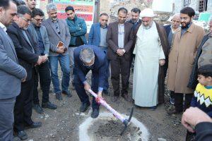 تعویض شبکه آبرسانی روستای تتماج