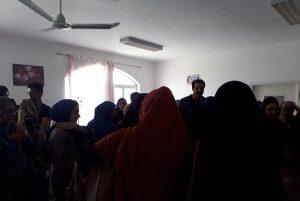 دیدار نوروزی هنرمندان، ورزشکاران و فعالین فرهنگی از مجتمع سالمندان گلابچی کاشان در نوروز ۹۸