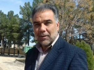 سید محمدرضا متشکره مدیر منطقه ۳ شهرداری کاشان