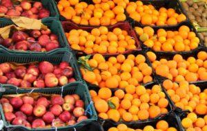 اداره صنعت معدن تجارت کاشان مکانهای توزیع میوه شب عید را اعلام کرد