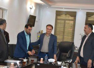 احمد امینینیک سرپرست شهرداری نیاسر شد