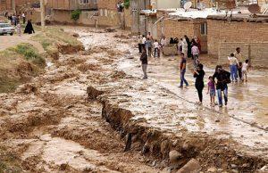 اختصاص درآمدِ ۳ روز شهر زیرزمینی نوشآباد به سیلزدگان