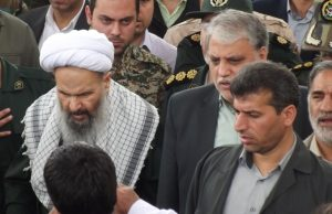 حسن اسماعیلی فرماندار کاشان و عبدالنبی نمازی امام جمعه کاشان