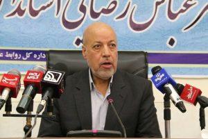 عباس رضایی استاندار اصفهان پلدختر به اصفهان واگذار شده است
