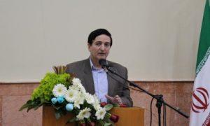 عباس زراعت رئیس دانشگاه کاشان