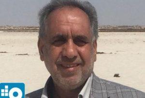 حسین سیستانی فرماندار اسبق کاشان و فرماندار فعلی اصفهان