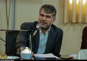 سید جواد ساداتینژاد نماینده کاشان و آران و بیدگل در مجلس
