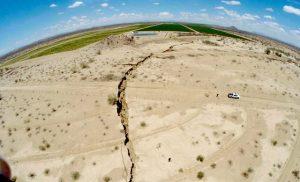 شوری آب و فرونشست زمین، دشت کاشان را تهدید میکند