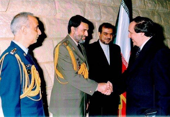 عباسعلی منصوری وابسته نظامی سفارت ایران در عربستان