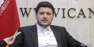 علی بختیار نماینده مردم گلپایگان و خوانسار در مجلس