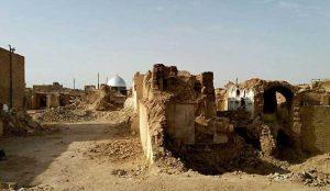 تخریب خانههای قدیمی در خیابان افتخارالاسلام آران و بیدگل