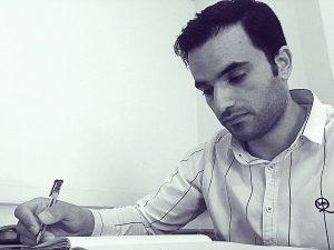 جواد تقیزاده ونی مدیر مسئول اهل کاشانم