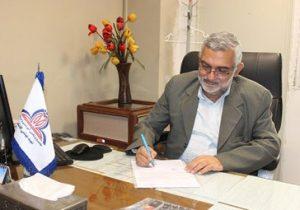 دکتر محمدرضا شریف سرپرست مجتمع بیمارستانی بهشتی کاشان