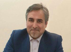 دکتر مصطفی سرویزاده رئیس بیمارستان یثربی کاشان