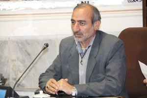 عبدالله کیانی رئیس شورای شهر خمینی شهر و رئیس شورای استان اصفهان