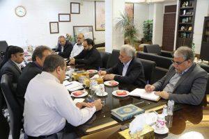 نخستین نشست شورای شهرستان کاشان با فرماندار
