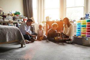 مشخصات یک پدر و مادر خوب