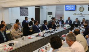 کمیته برنامهریزی اعتبارات پروژههای عمرانی سال 98شهرستان کاشان