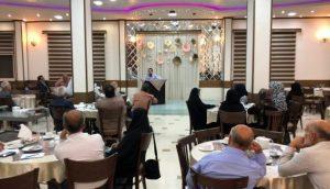 نشستمحمدمهدی صفاری نژاد، در این مراسم نمایندگان سمنهای کاشان به منظور ساماندهی خدمات