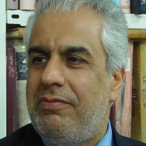 دکتر عبدالرضا مدرسزاده استاد دانشگاه و نویسنده و پژوهشگر کاشانی